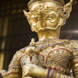 Guardian Statues at Grand Palace, Bangkok — Stock Photo