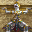 Yaksha Statues — Stock Photo