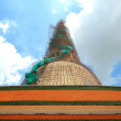 Stock Photo: Chedi Renovation