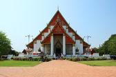 Mongkolborphit 寺 — 图库照片