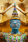 Giant Buddha in Grand Palace — Foto Stock