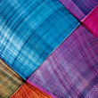 Thai Fabric pattern — Stock Photo