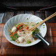 Thai noodle style — Stock Photo