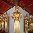 Golden Buddha — Stock Photo #9964791