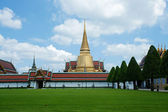 Grand palace, thailandia — Foto Stock