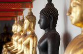 Buddha statue in Wat Pho, Thailand — Stock Photo