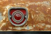古典的な車の後部ランプ — ストック写真