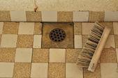 Vintage lavabo — Stok fotoğraf