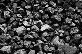 Raw Coals — Stock Photo