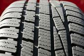 Auto tyre — Stock Photo