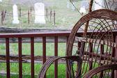 Sandalye — Stok fotoğraf