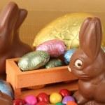 Easter Eggs — Stock Photo #8098889