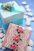 Soapy Gifts — Stock Photo