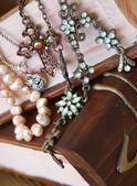 Jewellery Assortment — Stock Photo