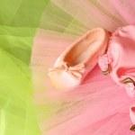 Small Ballerina Tutu — Stock Photo #8293366