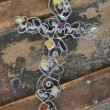 Stock Photo: Ornate Cross