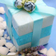 Soapy Gifts — Stock Photo #8296293