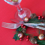 Christmas Setting — Stock Photo #8296351