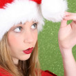 Christmas Teen — Stock Photo #8338678