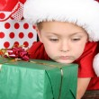 Christmas Boy — Stockfoto