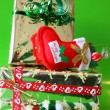Christmas Gifts — Foto de stock #8339481