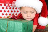 Christmas Boy — Stock fotografie