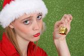 Sad Christmas — Stock Photo
