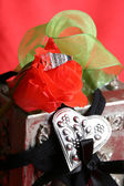 Valentine Proposal — Stock Photo