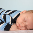 Sleeping boy — Stock Photo #8377714