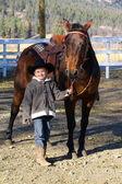 Cowboy — Stockfoto