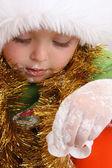 Pieczenia ciasteczka świąteczne — Zdjęcie stockowe