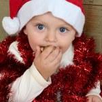 Christmas boy — Stock Photo #8448660