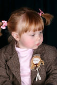 Toddler Girl — Stock Photo