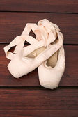 Balletshoes — Stockfoto