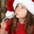 Christmas candy — Stock Photo