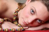 Bella donna — Foto Stock