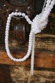 Joyas de perlas — Foto de Stock