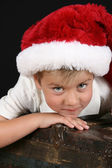 Christmas Child — Stock Photo