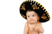Mexican baby — Stock Photo