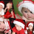 Stock Photo: Christmas kids