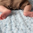 Baby feet — Stock Photo