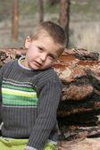 Little boy — Stok fotoğraf