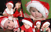 Christmas kids — Stock Photo
