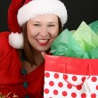 Stock Photo: Christmas presents