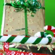 Gifts and Candy — Stockfoto