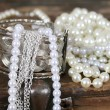 Pearl Jewelery — Stock Photo #9284344