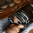 Sleeping boy — Stock Photo #9284626