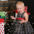Foto Stock: Christmas Bubbles