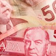 Stock Photo: Canadicurrency