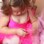 Little Girl — Stock Photo #9658451